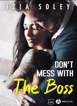 Couverture du livre : Don't mess with the boss