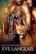Le Clan du lion, Tome 8 : When A Lioness Hunts