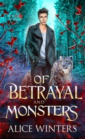 Winsford Shifters, Tome 2 : Of Betrayal and Monsters