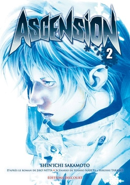 Couverture du livre : Ascension, Tome 2
