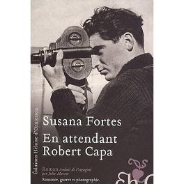 Couverture du livre : En attendant Robert Capa