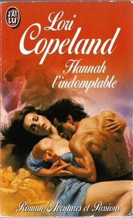 Couverture du livre : Hannah l'indomptable