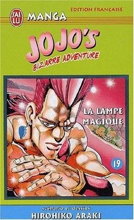 Couverture du livre : Jojo's bizarre adventure, tome 19 : La lampe magique