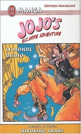 Couverture du livre : Jojo's bizarre adventure, tome 27 : Le monde de Dio