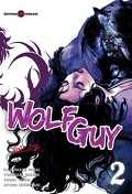 Wolf Guy, Tome 2