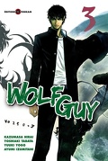 Wolf Guy, Tome 3