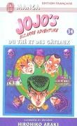 Jojo's bizarre adventure, tome 34 : Du thé et des gâteaux