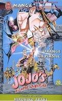 Jojo's bizarre adventure, tome 20 : Orange au plastic