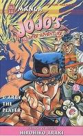 Jojo's bizarre adventure, tome 25 : D'Arby the player