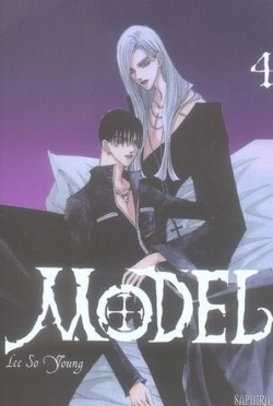 Couverture de Model, Tome 4