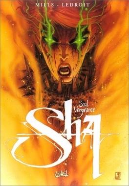 Couverture du livre : Sha, tome 3 : Soul Vengeance