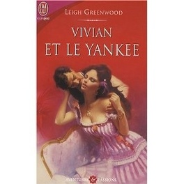 Couverture du livre : Vivian et le yankee