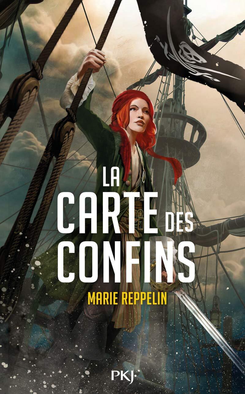 La Carte des Confins de Marie Reppelin