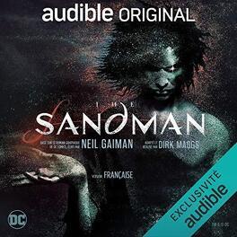 Couverture du livre : The Sandman