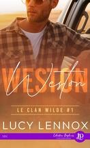 Le Clan Wilde, Tome 1 : Weston
