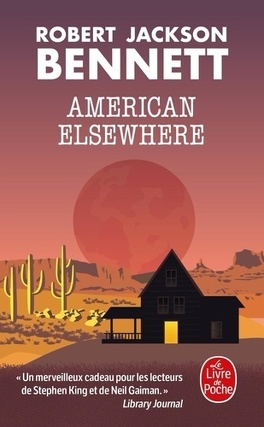 Couverture du livre : American Elsewhere