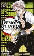 Demon Slayer, Tome 17