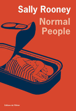 Couverture du livre : Normal People