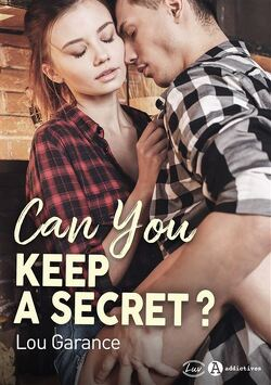 Couverture de Can you keep a secret ?