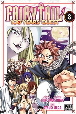 Couverture du livre : Fairy Tail : 100 Years Quest, Tome 8