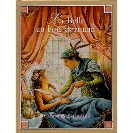 Couverture du livre : La Belle au bois dormant