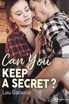 couverture Can you keep a secret ?