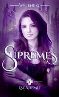 Suprêmes, tome 1 : L'Académie