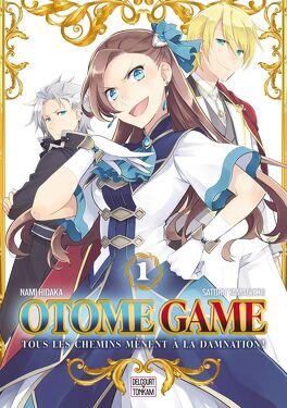 Couverture du livre : Otome Game, Tome 1