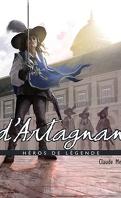 Héros de Légende, Tome 15 : D'Artagnan