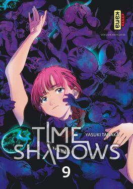 Couverture du livre : Time Shadows, Tome 9