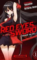 Red Eyes Sword - Akame ga Kill !, Tome 1