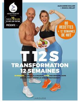 Couverture du livre : T12S - Transformation 12 semaines