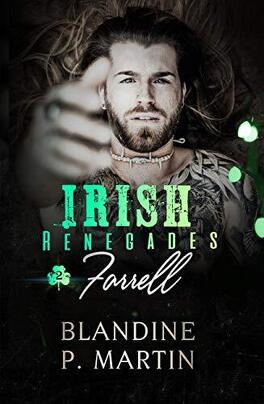 Couverture du livre : Irish Renegades, Tome 2 : Farrell
