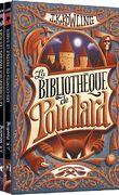 Coffret la bibliothèque de Poudlard : Le Quidditch à travers les âges - Les animaux fantastiques - Les contes de beedle le barde