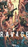 Ravage, Tome 3 (BD)