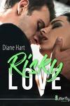 couverture Risky love