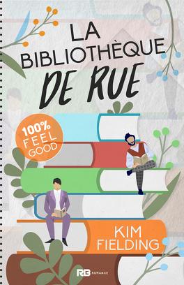 Couverture du livre : La Bibliothèque de rue