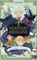 Les Héritiers de Brisaine, Tome 1 : La malédiction du Bois d'Ombres