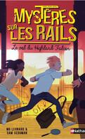 Mystères sur les rails, Tome 1 : Le Vol du Highland Falcon