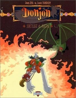 Couverture du livre : Donjon Zénith, Niveau 4 : Sortilège et avatar