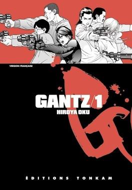 Couverture du livre : Gantz, Tome 1