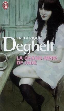 Couverture du livre : La Grand-mère de Jade