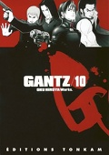 Gantz, Tome 10