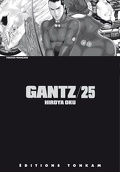 Gantz, Tome 25