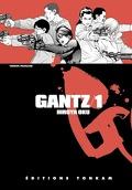 Gantz, Tome 1