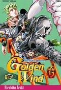 Jojo's bizarre adventure - Golden Wind, tome 15