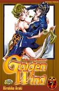 Jojo's bizarre adventure - Golden Wind, tome 7