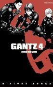 Gantz, Tome 4