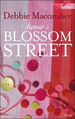 Couverture du livre : Retour à Blossom Street