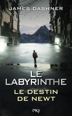 Couverture de L'Épreuve, Tome 3.5 : Le Labyrinthe : Le Destin de Newt